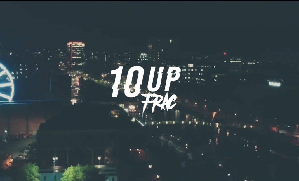 FRAC – 10UP (Official Video)